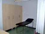 Sala visita medica